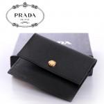 PRADA- 1M1355-1   短款零錢包 卡包 卡片包 卡套