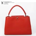 新款限量版LV M48871原版全皮女包手提包