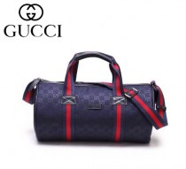 GUCCI|古馳新款男包運動包行李包尼龍布單肩斜挎手提包311028