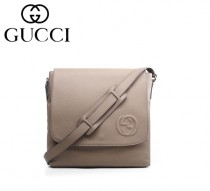 GUCCI|古馳 最新款時尚英倫韓版 單肩斜跨包 男 款322056-2