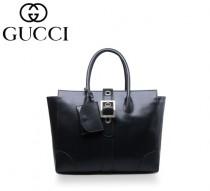 GUCCI古馳專櫃新款g歐美大牌女包buckle豹紋手提包原版323652-1馬毛真皮包包