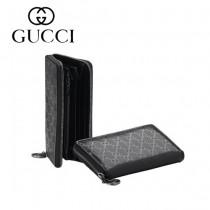 Gucci 中性 PVC 防水料長款錢夾 212110
