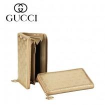 Gucci  PVC 料長款錢夾 212110-3