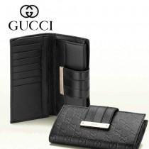 Gucci 女長款2折錢夾時尚女款卡包 181668