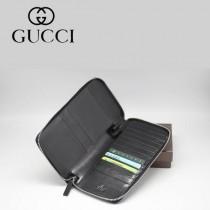 Gucci 男士長款 時尚 潮流 手拿包 卡位錢包 269362