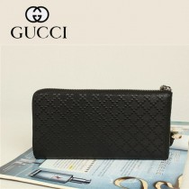Gucci 男女適用長款格紋錢夾 293674