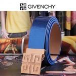 Givenchy -01 紀梵希 2015新品 男女通用款真皮休閒皮帶 原版皮時尚腰帶