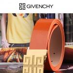 Givenchy -03 紀梵希 2015新品 男女通用款真皮休閒皮帶