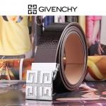 Givenchy -05 紀梵希 2015新品 男女通用款真皮休閒皮帶