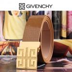 Givenchy -04 紀梵希 2015新品 男女通用款真皮休閒皮帶
