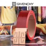Givenchy -06 紀梵希 2015新品 男女通用款真皮休閒皮帶