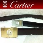 卡地亞皮帶新款牛皮腰带Cartier-004