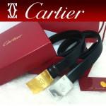 卡地亞皮帶新款牛皮腰带Cartier-005
