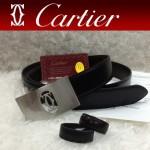 卡地亞皮帶新款牛皮腰带Cartier-010