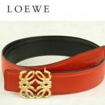 羅意威新款時尚皮帶LOEWE-028