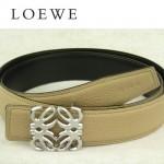 羅意威新款時尚皮帶LOEWE-015
