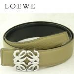 羅意威新款時尚皮帶LOEWE-017