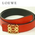 羅意威新款時尚皮帶LOEWE-016