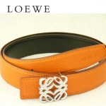 羅意威新款時尚皮帶LOEWE-004