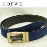羅意威新款時尚皮帶LOEWE-018