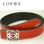 羅意威新款時尚皮帶LOEWE-014