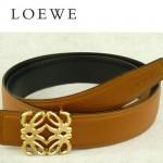羅意威新款時尚皮帶LOEWE-031