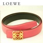 羅意威新款時尚皮帶LOEWE-002