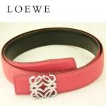 羅意威新款時尚皮帶LOEWE-029