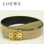 羅意威新款時尚皮帶LOEWE-012