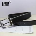 新款萬寶龍真皮皮帶時尚腰帶Montblanc-0008