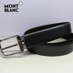 新款萬寶龍真皮皮帶時尚腰帶Montblanc-0006