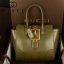 GUCCI 時尚新款簡潔式手提女包 323652-2