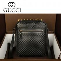 GUCCI 854368 新款時尚男包男士手提包商務公文電腦包