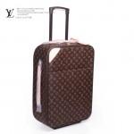 LV M23250 時尚男女款經典老花旅行箱行李箱商務登機箱