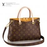LV M41243 新款歐美時尚Pallas BB手袋迷妳款女士單肩手提包