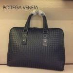 BV 6950 新款品質男黑色手提包商務休閑包