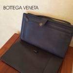 BV-0003-2 新款時尚男士潮流人氣淺紫色編織手拿包