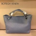 BV 7001-4 新款女士潮流個性休閒薰衣草紫色手提編織包