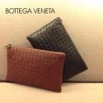 BV 9007-2 新款時尚磚紅色男女款包包歐美風範手拿包編織包