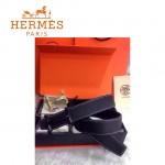 HERMES 0089 愛馬仕原版皮皮帶奢華禮盒