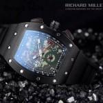 2015款 Richard Mille-56 理查德·米勒 瑞士革命性的頂級多功能腕表
