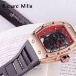 2015款 Richard Mille-24 理查德·米勒 瑞士革命性的頂級多功能腕表