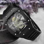 2015款 Richard Mille-61 理查德·米勒 瑞士革命性的頂級多功能腕表