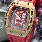 2015款 Richard Mille-13 理查德·米勒 瑞士革命性的頂級多功能腕表