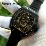 2015款 Richard Mille-52 理查德·米勒 瑞士革命性的頂級多功能腕表
