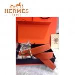 HERMES 0095 愛馬仕原版皮皮帶奢華禮盒
