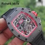 2015款 Richard Mille-30 理查德·米勒 瑞士革命性的頂級多功能腕表
