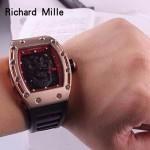 2015款 Richard Mille-23 理查德·米勒 瑞士革命性的頂級多功能腕表