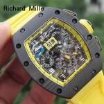 2015款 Richard Mille-41 理查德·米勒 瑞士革命性的頂級多功能腕表