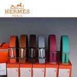 HERMES 0020 愛馬仕H字扣多色原版皮皮帶